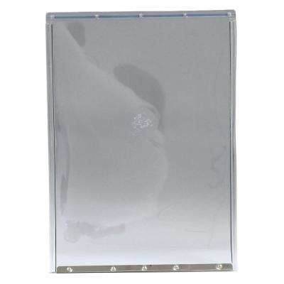 15 in. x 20 in. Super Large Replacement Flap for Original and Aluminum Frames-New Style Has Rivets On Bottom Bar