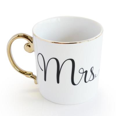 Love Is In The Air Mrs 10 oz. Mug