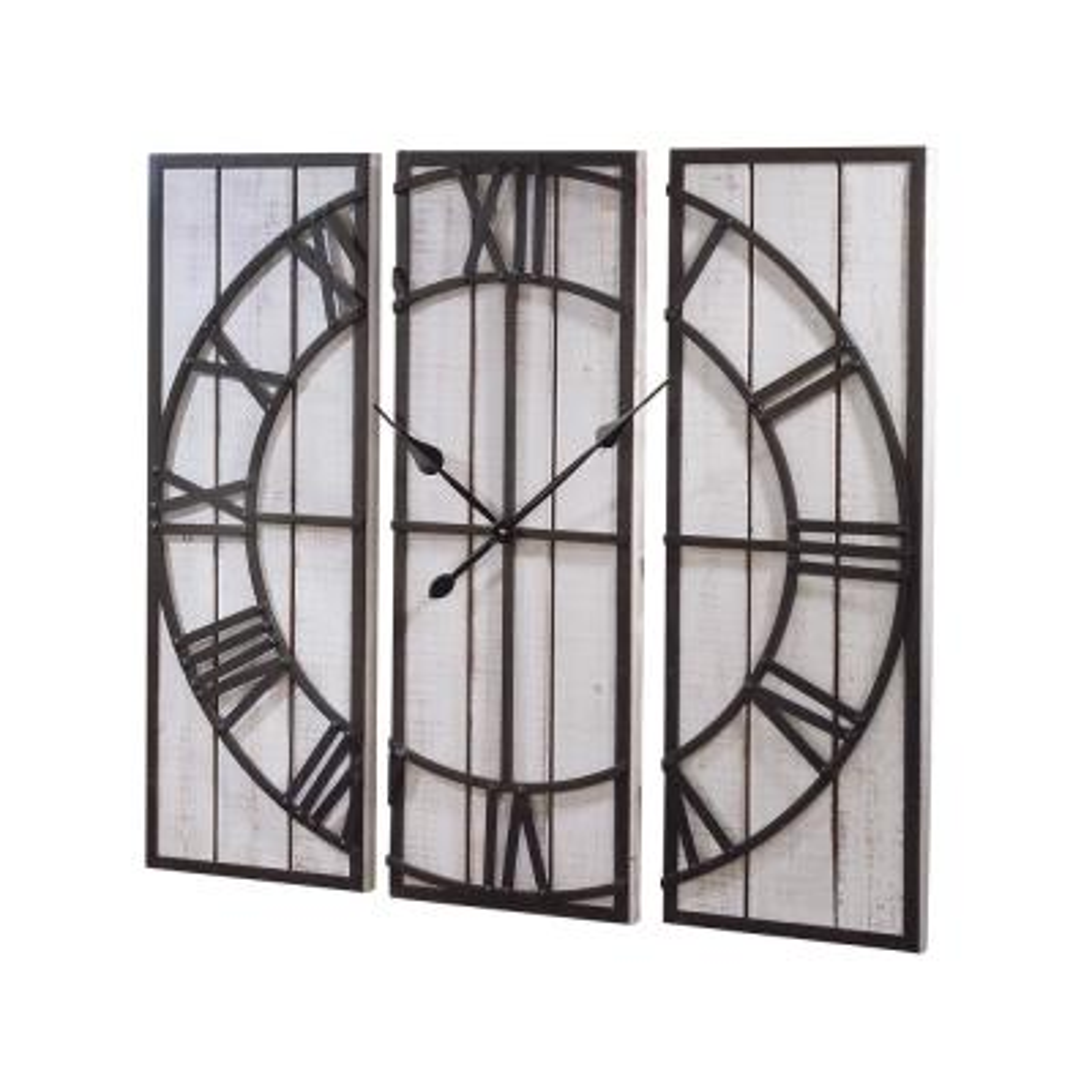 3-Piece Wall Clock