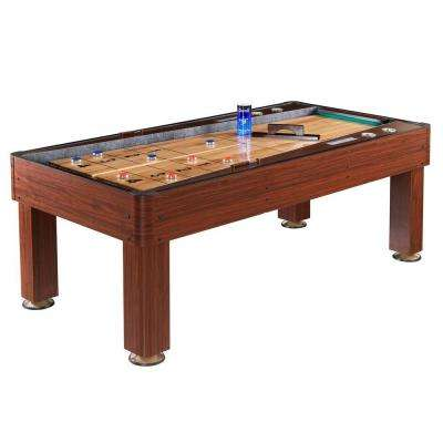 7 ft. Shuffleboard Ricochet Table