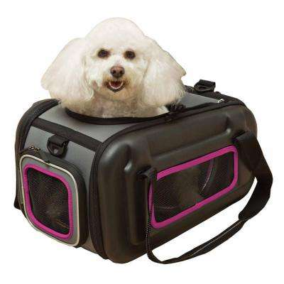 Lightweight Ergo Stow-Away Contoured Pet Carrier