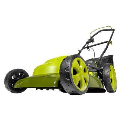 Mow Joe 20 in. 12 Amp Electric Lawn Mower