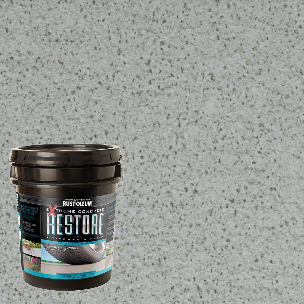 Rust-Oleum Restore 4 gal. Blue Sky Liquid Armor Resurfacer