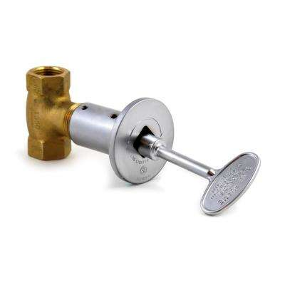 Multifunctional Valve Kit in Satin Chrome