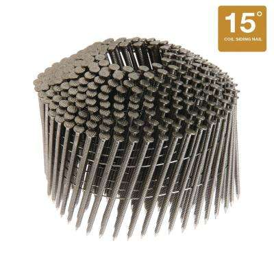1-3/4 in. x 0.090 in. Wire Collated Stainless Steel Ring Shank Nail (1,200-Pack)