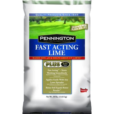 30 lb. Fast Acting Lime Plus AST
