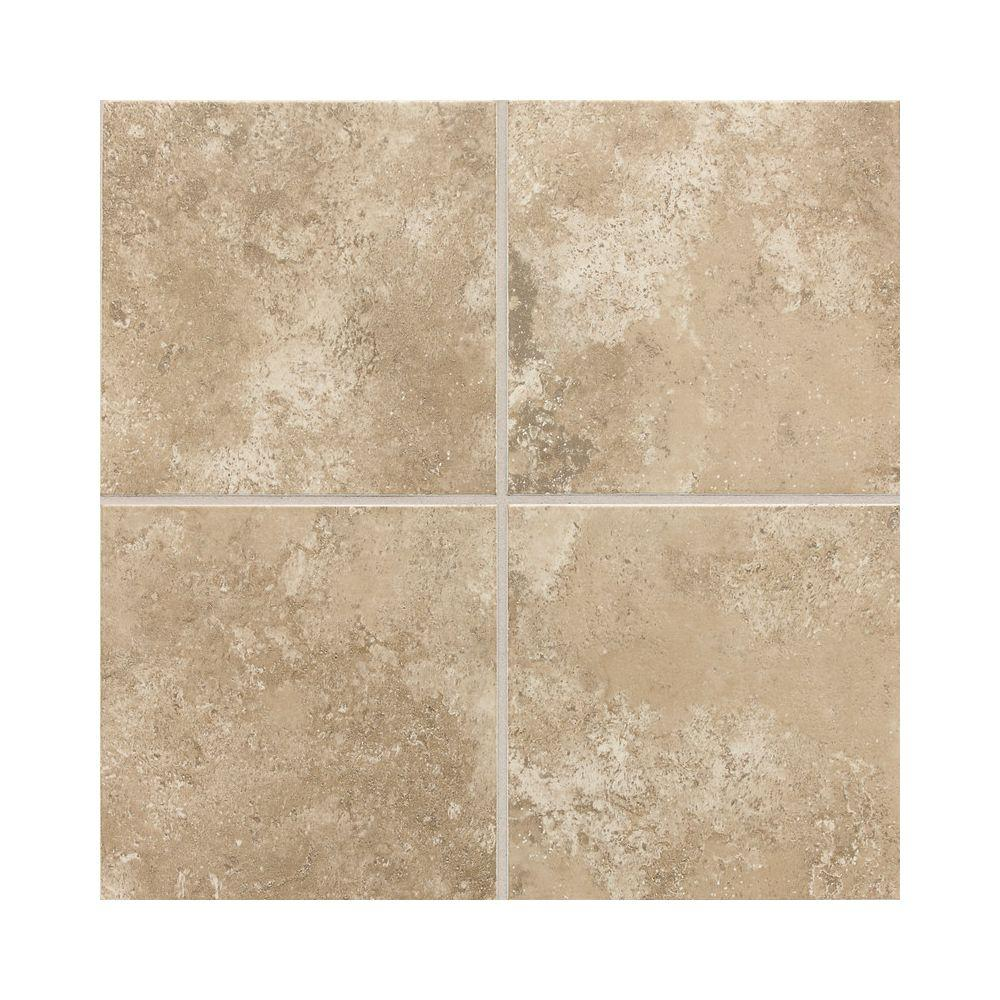 Daltile Stratford Place Willow Branch 18 In X Ceramic Floor And Wall