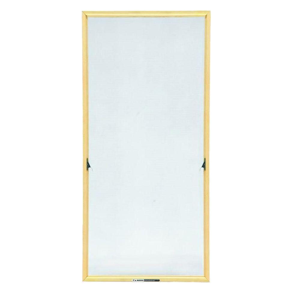 Andersen TruScene 24-15/16 in. x 36-9/16 in. Wood Frame Casement Insect Screen
