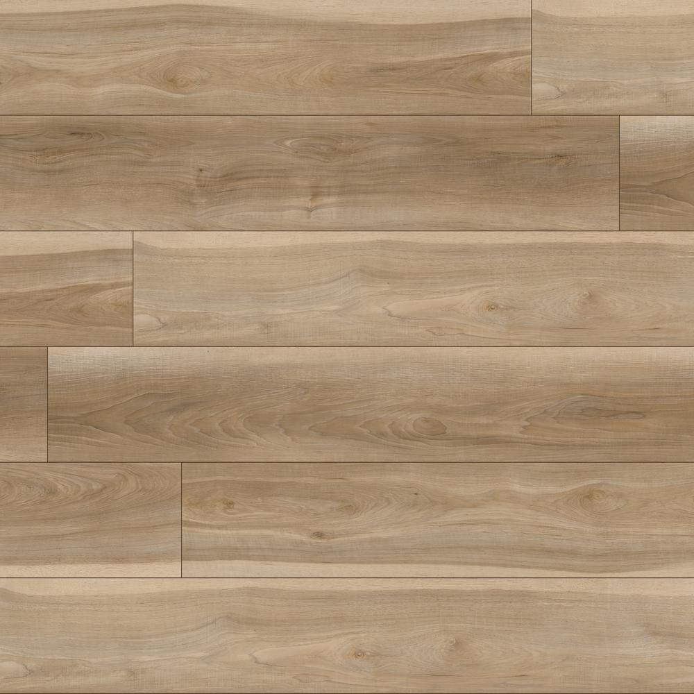 Piedmont Balsam Blonde 7 in. x 48 in. Rigid Core Luxury Vinyl Plank Flooring (23.8 sq. ft. / case)