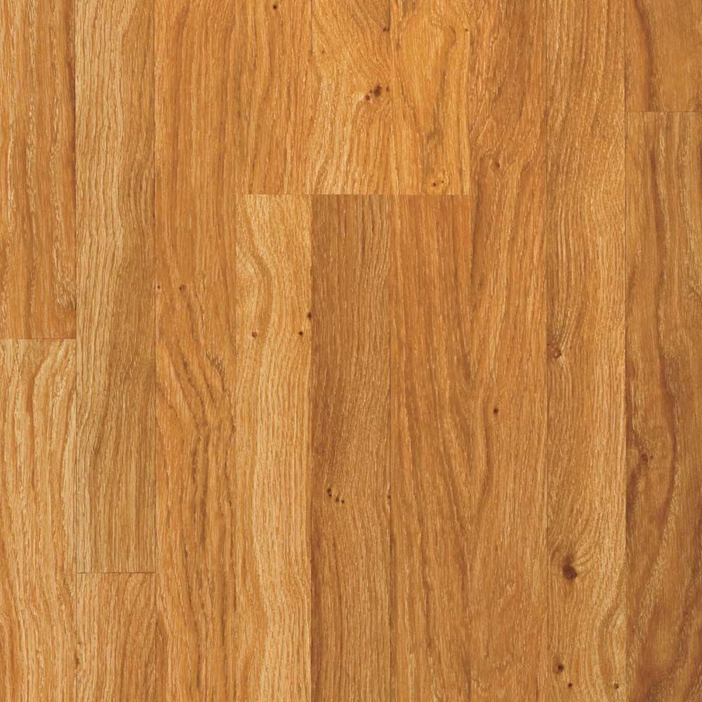 Pergo Sedona Oak Laminate Flooring - 5 in. x 7 in. Take Home Sample