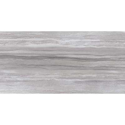 Ciudad Gray Matte 11.81 in. x 23.62 in. Ceramic Floor and Wall Tile (15.504 sq. ft. / case)