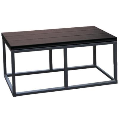 16.5 in. x 36 in. x 18 in. Spa Bench in Smoke