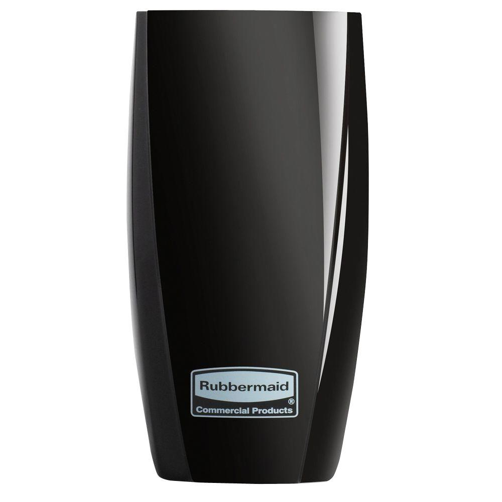 Rubbermaid T-Cell Black Battery Dispenser