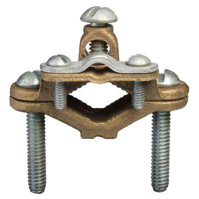 1/2 in. - 1 in. Bronze Ground Clamp (15-Pack)