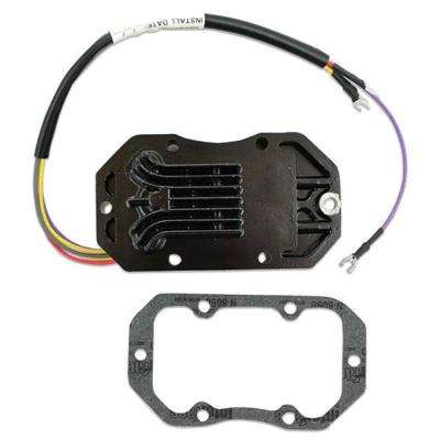 Johnson/Evinrude Voltage Regulator 4/6 Cyl 10 Amp (1984-1990)