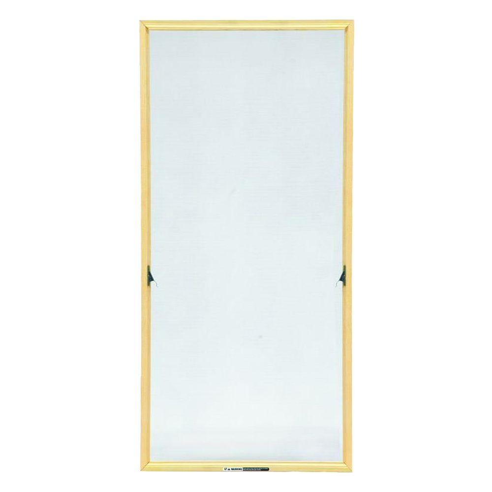W B Marvin 21 - 37 in. W x 15 in. H Wood Frame Adjustable Window ...
