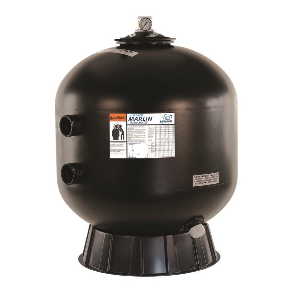6000-GPH Marlin 100 Sand Filter