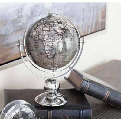 11 in. Decorative Globe with Stand