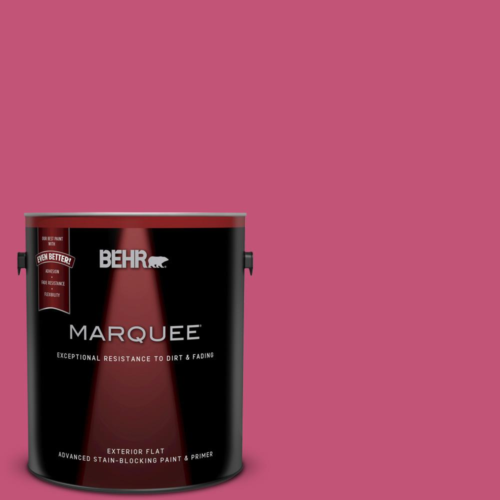 BEHR MARQUEE 1 gal. #T16-02 Pagoda Exterior Flat Paint-445301 - The ...