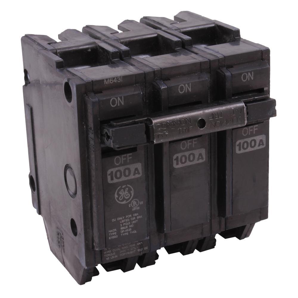 USED Type QP Siemens Q315 3 pole 15 amp  Circuit Breaker