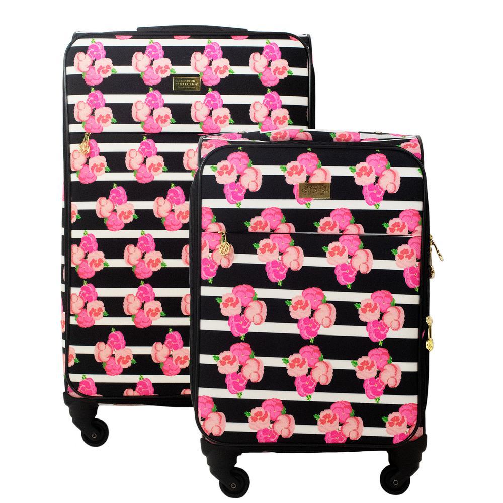 Petunia Soft Sided 2-Piece Luggage Set