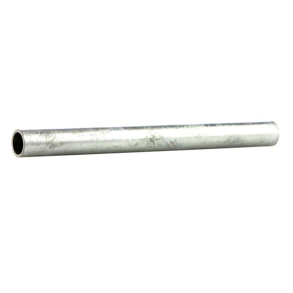 Mueller Streamline 1 in. x 60 in. Galvanized Steel Pipe