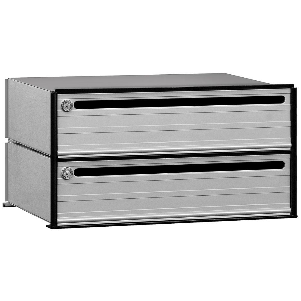 2400 Series Data Distribution System Aluminum Box with 2 Doors