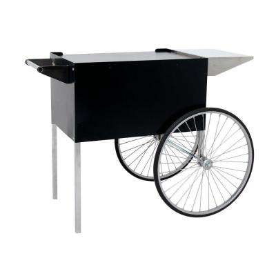 Professional 12 and 16 oz. Popcorn Cart
