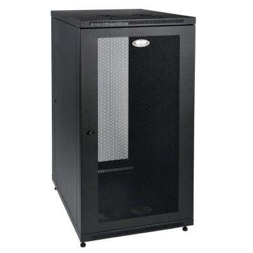 SmartRack 24-Unit Deep Rack Enclosure Cabinet
