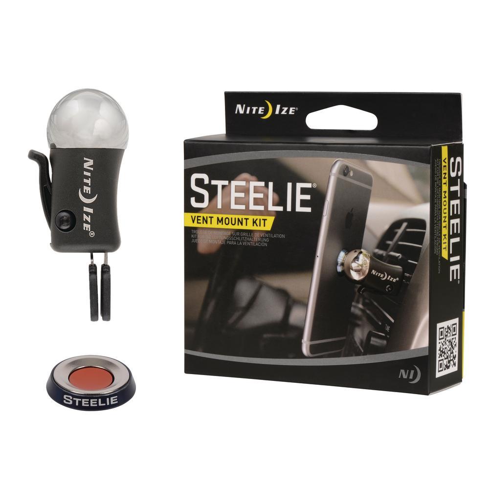 Steelie Vent Mount Kit for Mobile