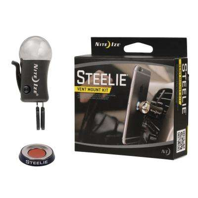 Steelie Vent Mount Kit for Mobile