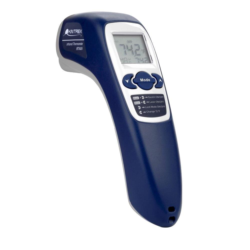 KINTREX Professional Infrared Thermometer with Laser Targeting