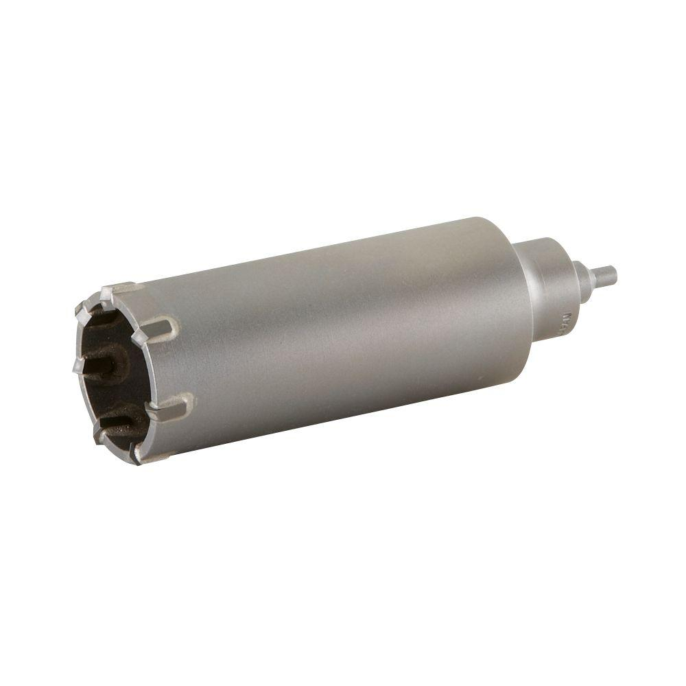 1 in. x 3-3/16 in. Thin Wall SDS-Plus Core Bit