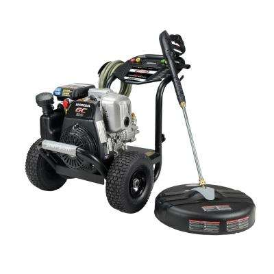SIMPSON MegaShot MS61033-S 3300 PSI at 2.4 GPM HONDA GC190 Cold Water Pressure Washer