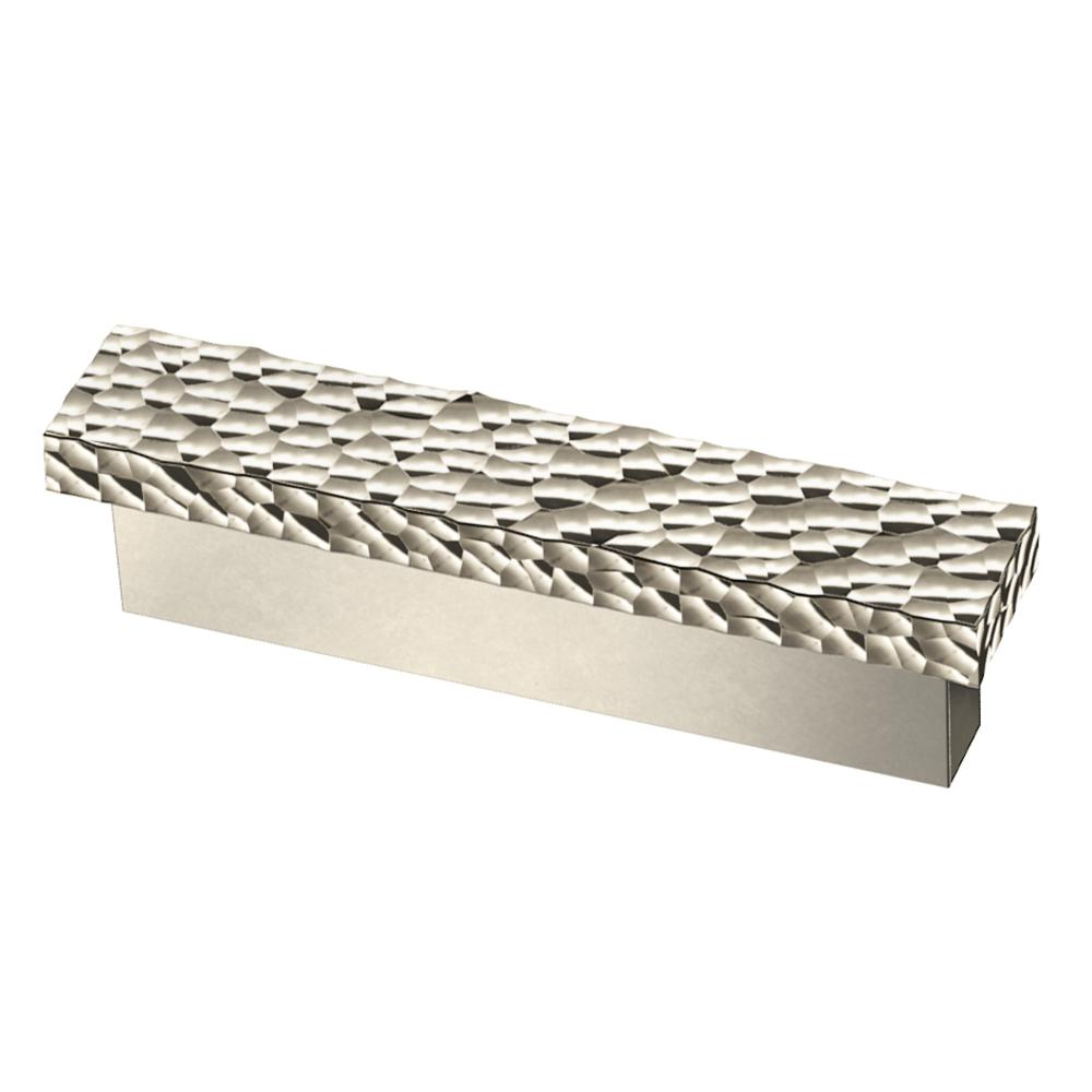 76mm Center To Polished Nickel Drawer Pull