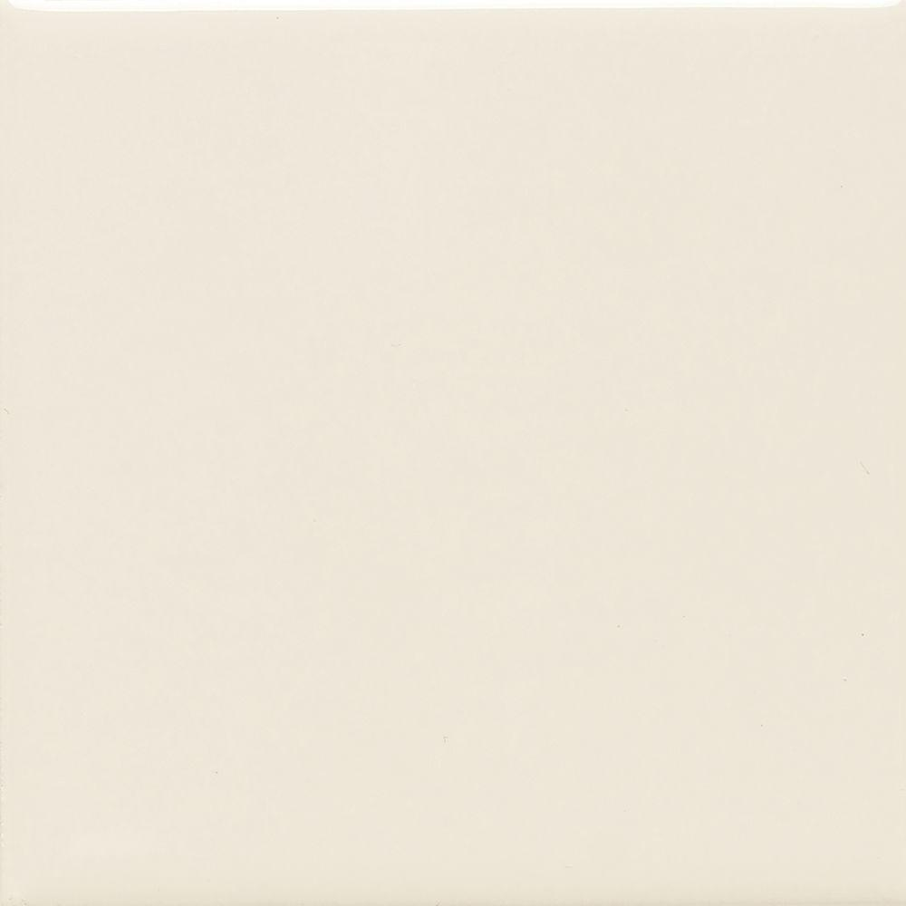 Daltile Matte Biscuit 4-1/4 in. x 4-1/4 in. Ceramic Floor and Wall Tile (12.5 sq. ft. / case)