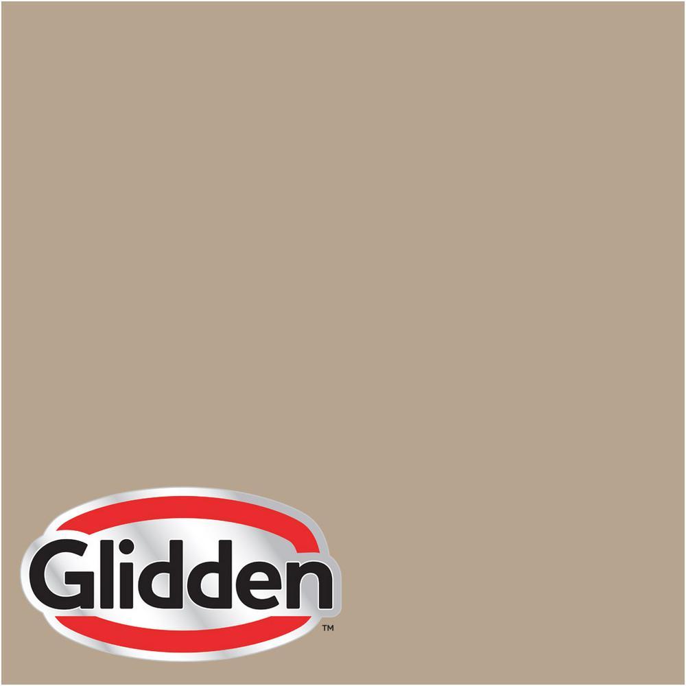 5-gal. #HDGWN08U Palm Springs Tan Semi-Gloss Latex Exterior Paint