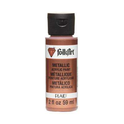 2 oz. Copper Metallic Craft Paint