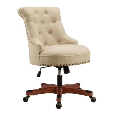 Sinclair Beige Office Chair