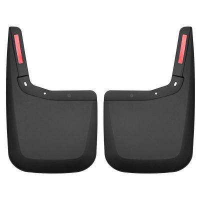 Rear Mud Guards Fits 15-18 F150 WITHOUT Fender Flares