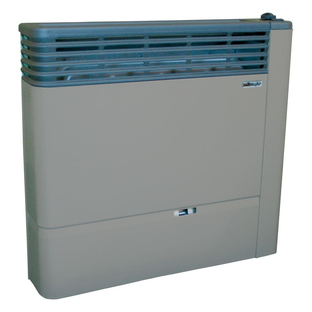 US Stove Direct Vented 18,000 BTU Natural Gas Heater-DISCONTINUED