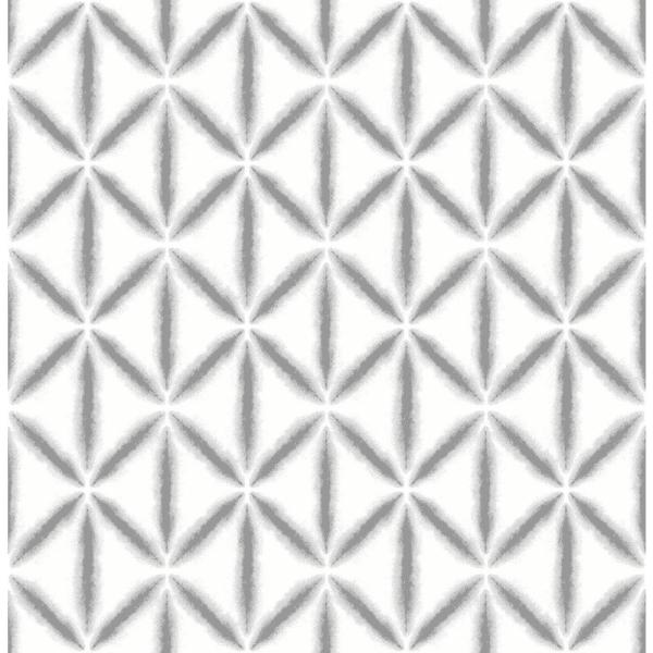 NuWallpaper 30.75 sq. ft. Grey Mood Peel and Stick Wallpaper NU2924