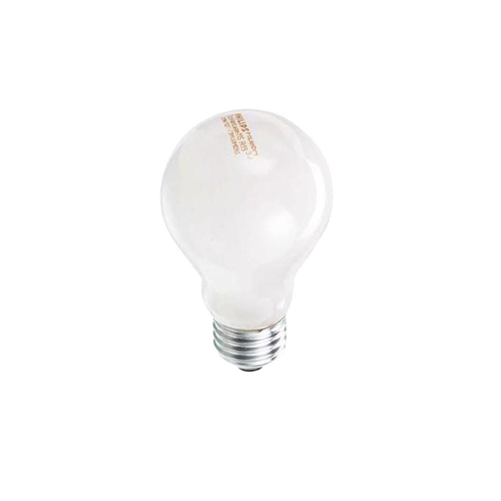 EcoSmart 60W Equivalent Eco-Incandescent A19 Soft White Dimmable Light Bulb (24-Pack)