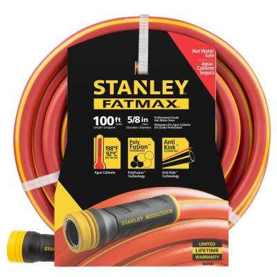 100 ft. x 5/8 in. Polyfusion Hot Water Hose
