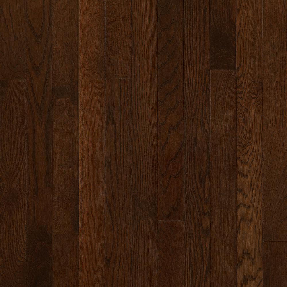 Bruce Plano Oak Mocha 3 4 In Thick X 2