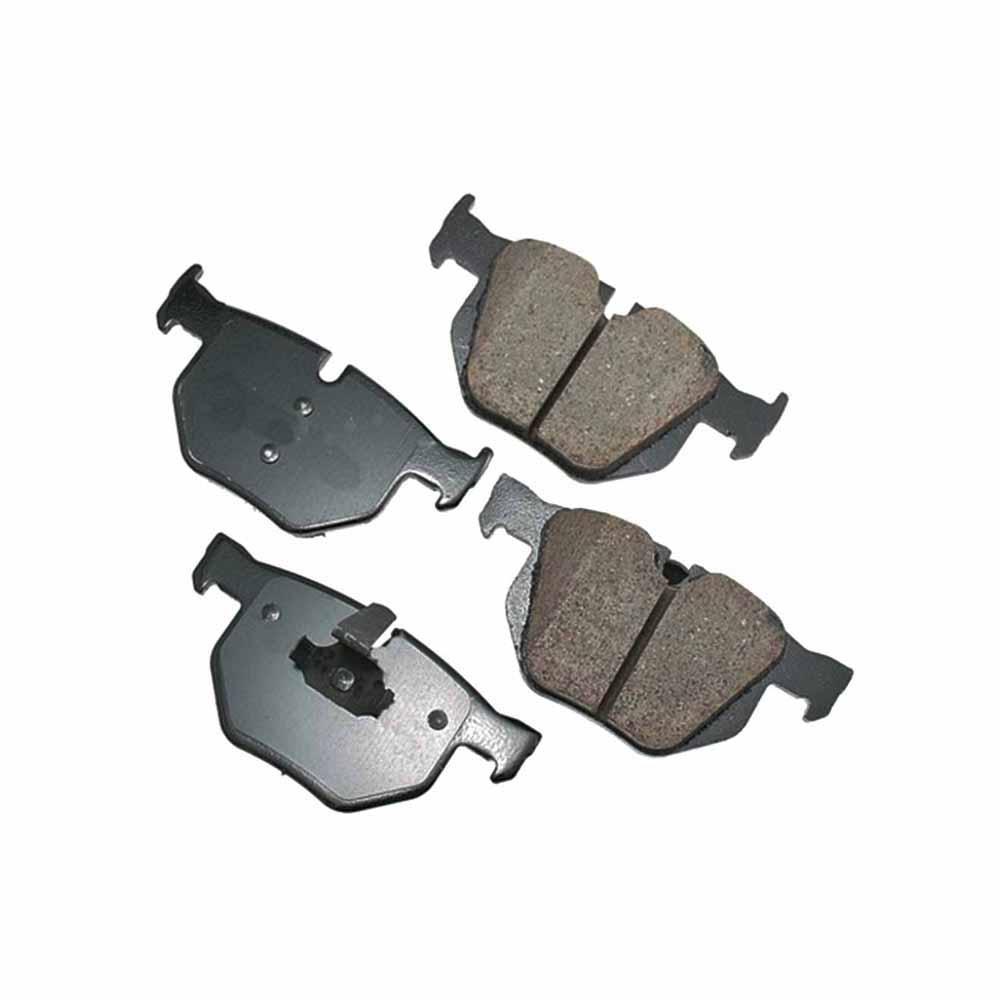 Akebono EUR1042A Rear Brake Pad