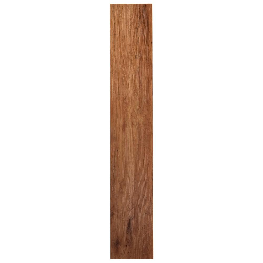 Achim Tivoli Ii Medium Oak 6 In X 36 In Peel N Stick
