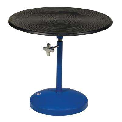 24 in. Manual Turntable with Turn Knob
