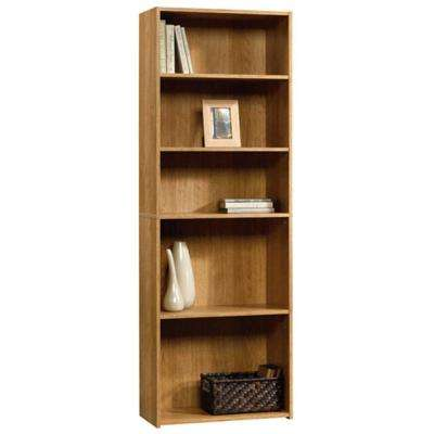 Beginnings Highland Oak Open Bookcase