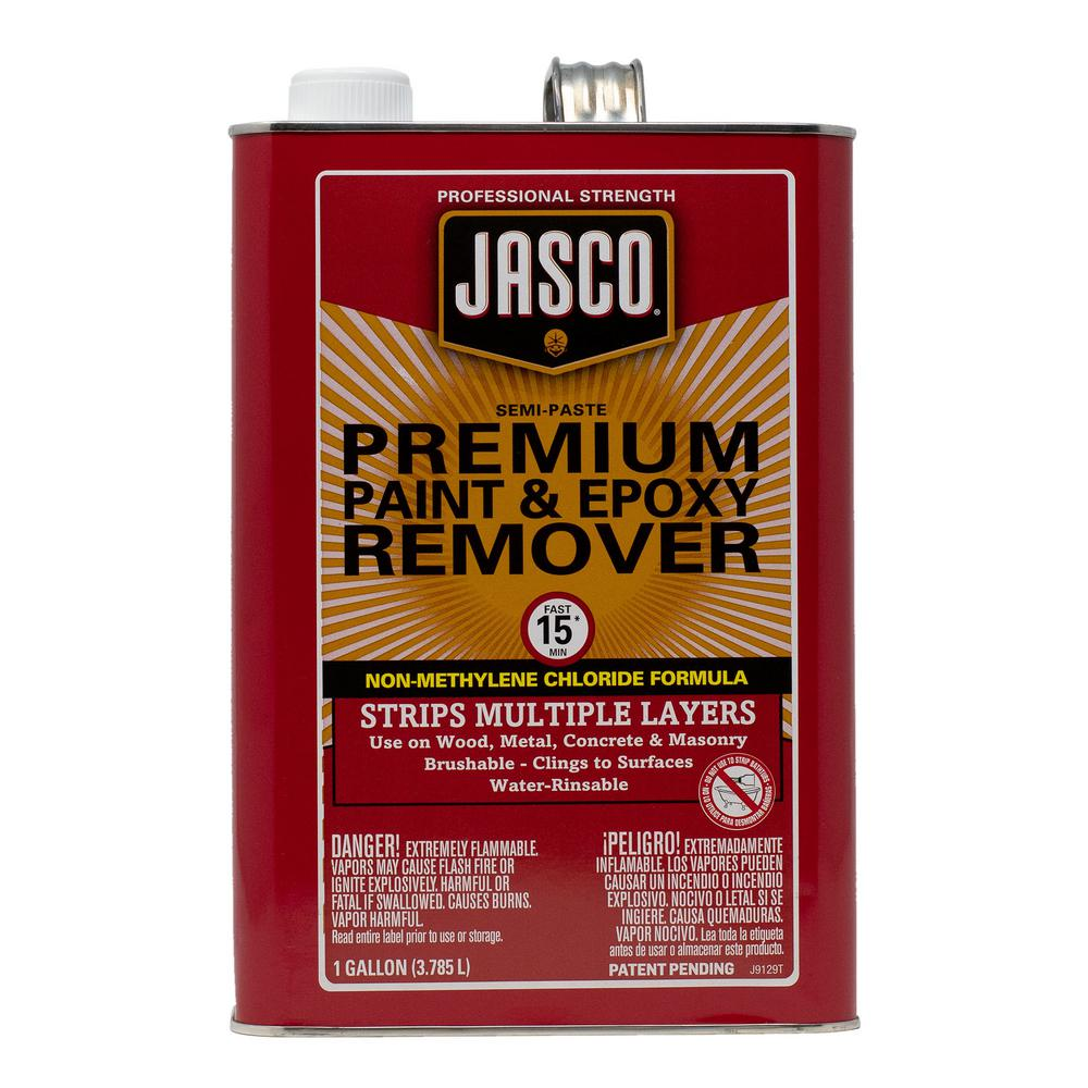 Jasco 1 Gal. Semi-Paste Premium Paint and Epoxy Remover